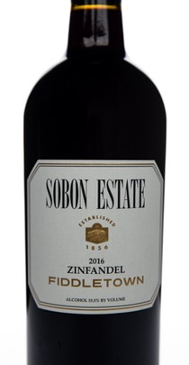 2016 Zinfandel Fiddletown