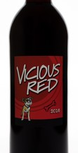2016 Vicious Red